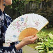【新入荷!】夏の扇子・扇子袋