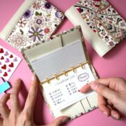 【10月は銀座伊東屋さんで手帳サロン】オリジナル手帳販売します